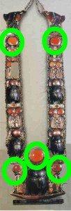 Le commerce de l'ambre dans Un savoir-faire du Néolithique toutankhamon-pen-102x300